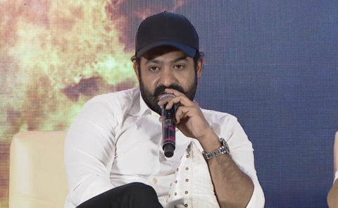 Jr NTR Speech @ 'RRR' Press Meet – Video