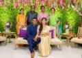 Vishal - Anisha's Engagement Pics