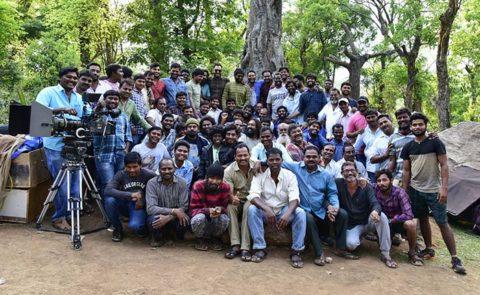 Major Part Of Shoot Done For SS Karthikeya, Ashwin Gangaraju, Kalabhairava's 'Akashavani'