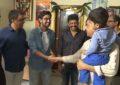 'Iddari Lokam Okate' (Dil Raju, Raj Tharun) Movie Launch - Video