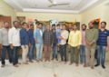 Dil Raju - Raj Tharun's 'Iddari Lokam Okate' Movie Launch - Pics