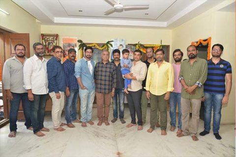 Dil Raju – Raj Tharun's 'Iddari Lokam Okate' Movie Launch – Pics