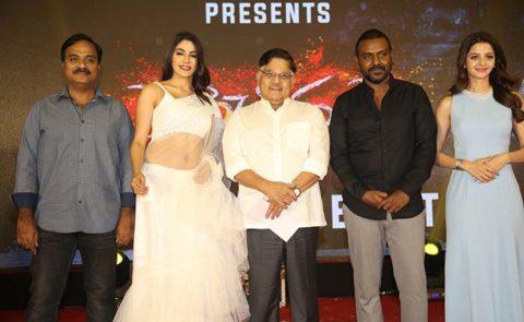 'Kanchana 3' Pre-Release Event – Pics