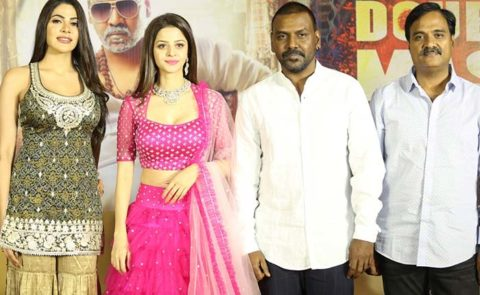 'Kanchana 3' Success Meet – Pics