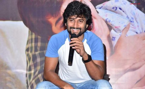 Nani Interaction With Media About Jersey – Pics