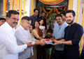 Akhil Akkineni - Bommarillu Bhaskar - Bunny Vas- Vasu Varma's GA2 Production No: 5 Launched