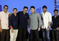 'Maharshi' Success Meet - Pics