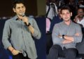 Superstar Mahesh Babu At 'Maharshi' Success Meet - Pics