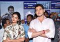 Superstar Mahesh, 'Maharshi' Team At SUdarshan 35 MM Theatre - Pics