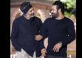 Rajamouli Shared Adorable Pic With NTR