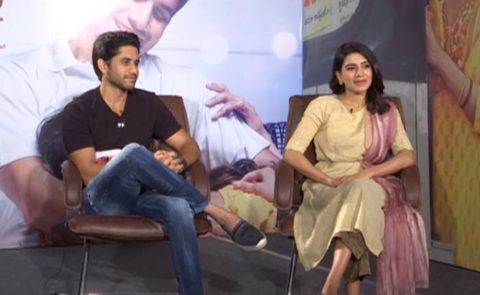Naga Chaitanya, Samantha Interview About 'Majili' – Video