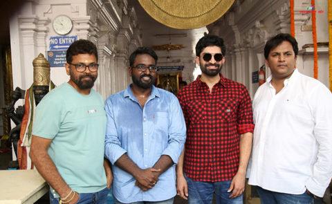 Havish – Abhishek Pictures Movie Launch – Pics