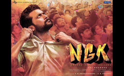 'NGK' Telugu Rights Acquired By Sri Sathya Sai Arts KK Radhamohan – Releasing On May 31st