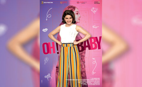 Decoding Samantha's 'Oh Baby' First Look