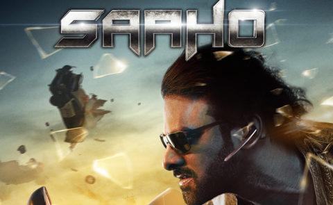 'Saaho' (Prabhas) – Poster