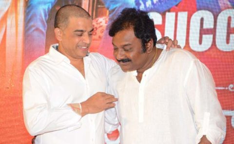 Mass Director Acting Debut In Dil Raju Banner