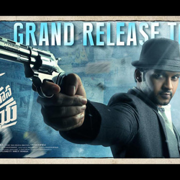 'Agent Sai Srinivasa Athreya' Movie review