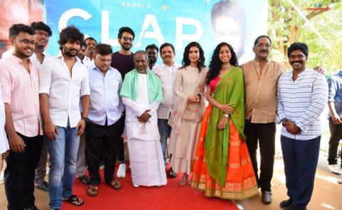 Clap (Aadhi Pinisetty, Aakanksha Singh) Movie Launch – Pics