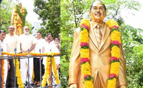 Movie Mogul Dr D RamaNaidu Statue Inauguration – Pics