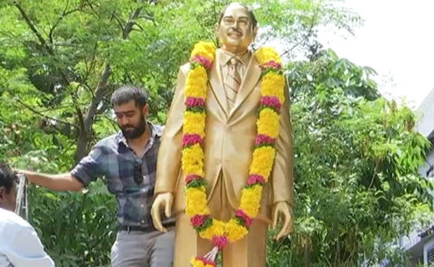 Dr D RamaNaiu Statue Inauguration – Video