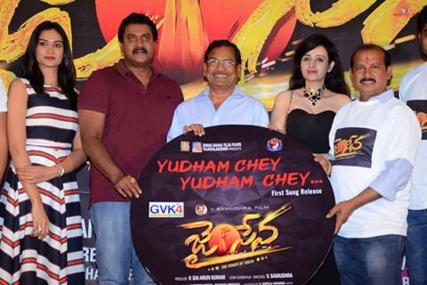 'JAI SENA' Garners Tremendous Reponse From PAWAN KALYAN Fans – Director V.Samudra
