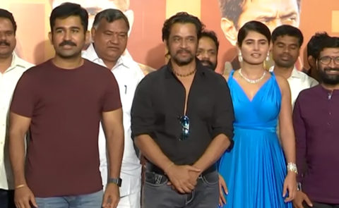 Killer (Vijay Antony, Arjun, Ashima Narwal) Success Meet – Video