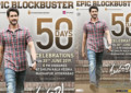 Superstar Mahesh's Epic Blockbuster 'Maharshi' Completing 50 Days In 200 Centers. Celebrations On June 28th At Shilpakalavedika, Hyderabad.