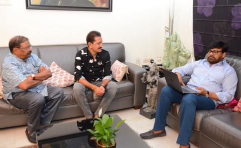 'Kausalya Krishnamurthy' Teaser Launched By Megastar Chiranjeevi – Pics