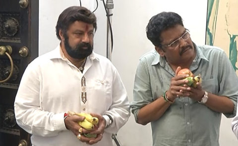 NBK, KS Ravikumar, C Kalyan's Film NBK105 Launch – Video