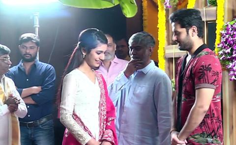 Nithiin – Chandrasekhar Yeleti Film Launch – Video
