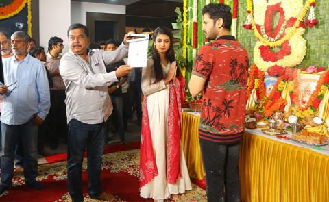 Priya Prakash Varrier Tollywood Debut Confirmed