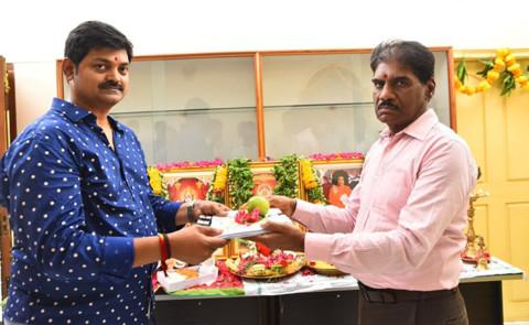 Raj Tarun – Konda Vijaykumar – KK Radhamohan Movie Launch – Pics