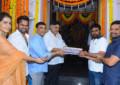 Sai Dharam Tej - Maruthi Film Launch - Pics