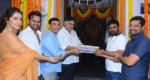 Sai Dharam Tej – Maruthi Film Launch – Pics
