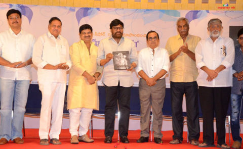 SV RangaRao's 'Mahanatudu' Book Launch – Pics