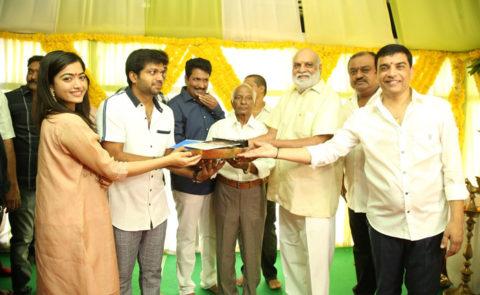'Sarileru Neekevvaru' Movie Launch – Pics
