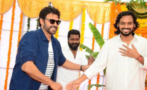 Virataparvam (Rana Daggubati, Sai Pallavi) Movie Launch – Pics