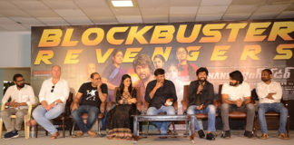Gangleader Success Meet