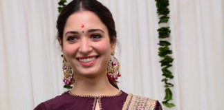 Tamannaah at the launch of Gopichand 28