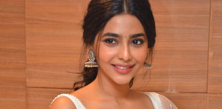 Aishwarya Lekshmi Pics From Action Pre Release Event