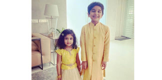 Allu Ayaan And Allu Arha Outfits