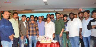 BA Raju Birthday Celebration Pics