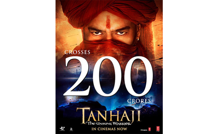 Bollywood Got It's First 200 Crores Film In 2020