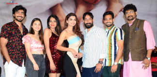 Commitment movie title launch Pic
