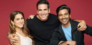 Dhanush's Hindi Film With Akshay Kumar