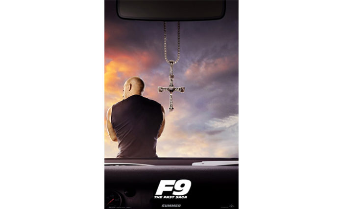 F9 First Look Poster