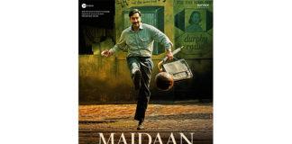 Ajay devgn Maidaan