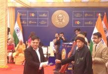 Mega Producer Allu Arvind has been awarded