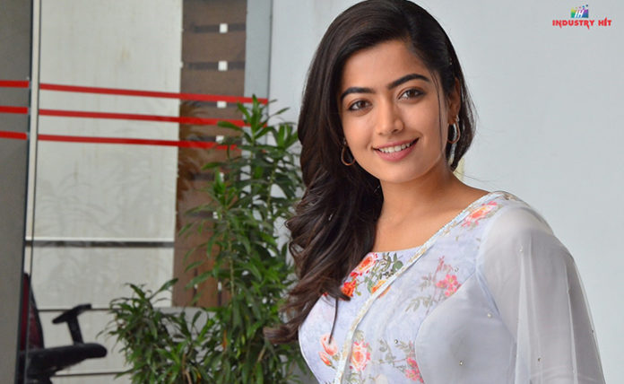 Rashmika Learning Different Accents For Pushpa
