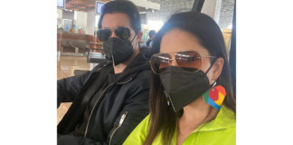Safety first says Sunny Leone